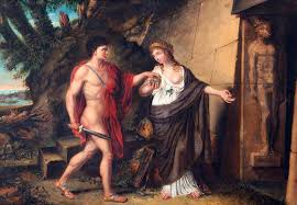Theseus and Ariadne