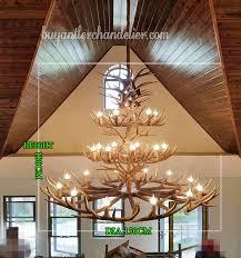 antler chandeliers pendant lights