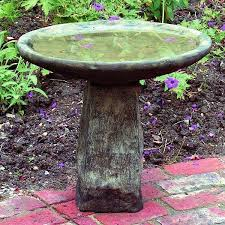 stone bird baths bird bath garden