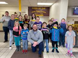Arrow Pride Recipients, 2/18/20... - Ashby Public School