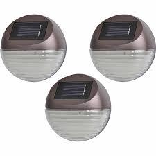 Orbit Lighting Solar Fence Light Solar Garden Lights Mitre 10