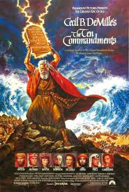 The Ten Commandments (1956) - IMDb