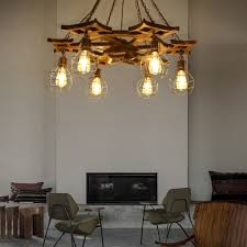 cage pendant ceiling lights industrial