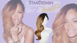 stardoll stardesing hair rihanna 30sd