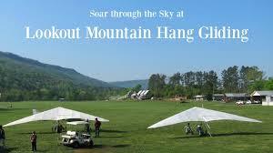 lookout mounn hang gliding