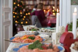 herring and merry the swedish julbord