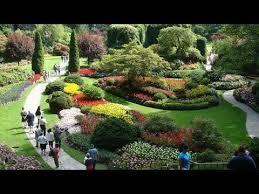 vancouver butchart gardens you