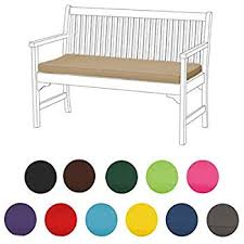 garden bench cushion 60 x 18 x 2 5 5ft