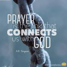 a b simpson quote four practical benefits of prayer click for