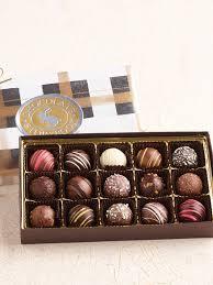 truffles ortment gift box custom