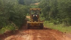 Prefeita Maria José intensifica trabalhos de recuperação das estradas  vicinais do município