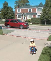 Extendable Driveway Barrier Driveway Barrier Baby Gates Driveway Fence