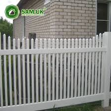 China 4 X 8 Cape Cod Vinyl Picket Fence Vegetable Garden China White Vinyl Picket Fence White Vinyl Picket Fencing