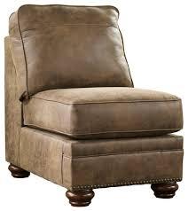 ashley larkinhurst armless chair earth