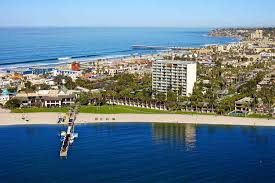 beach resorts in california