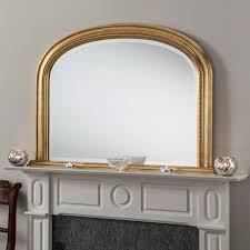 gilt overmantle mirrors