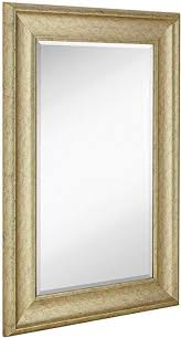 smooth transitional framed mirror 1