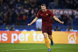 AS Roma renew three-year deal with Edin Dzeko - The Statesman