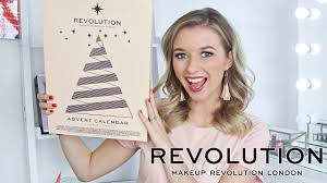 makeup revolution advent calendar 2018