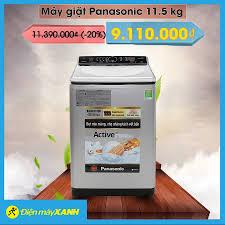 Máy giặt Panasonic 11.5 kg NA-F115V5LRV... - Điện máy XANH  (dienmayxanh.com)
