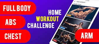 workout fitness challenge source code