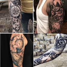 Tatuaz Zegar 17 Wzorow Tatuazy Z Zegarem
