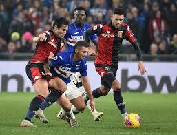 Antonio Sanabria, Karol Linetty, Francesco Cassata - Karol Linetty Photos -  Genoa CFC v UC Sampdoria - Serie A - Zimbio
