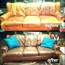 fix my leather couch restoring faded