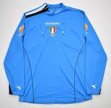 italian football referee longsleeve