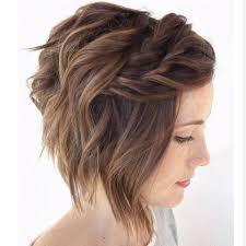 احدث موديلات الشعر القصير