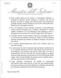 Mobilità Lombardia Coronavirus: modulo di autocertificazione da scaricare e  stampare - Prima Pavia