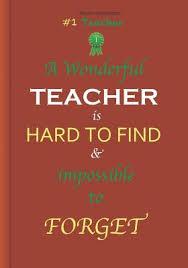 teacher appreciation a wonderful teacher great gift as teacher s