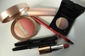 kiko makeup haul review and