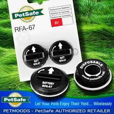 Rfa 67d 11 Battery Petsafe Wireless Pif 275 Dog Fence Bark Collar 18 Batteries
