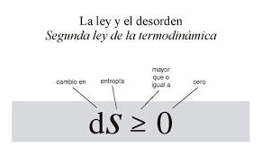 La segunda ley de la termodinámica,... - En un lugar del cosmos ...