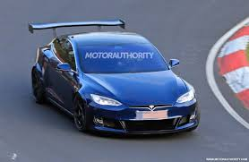 Latest Tesla Model S Plaid prototype ...
