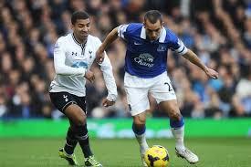 Aaron Lennon to Everton? Premier League's shortest player about to sign for  Premier League's shortest team - Mirror Online