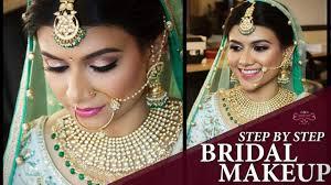 bridal makeup tutorial 2018 saubhaya