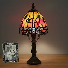 Tripot Wood Table Lamp Fabric Lampshade Bed Side Table Lamp Kids Room Chirstmas Tables Lamp Indoor Home Reading Desk Lamp Led Table Lamps Aliexpress