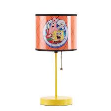 Spongebob Kids Room Stick Table Lamp Walmart Com Walmart Com