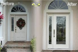 new front entry doors fiberglass front