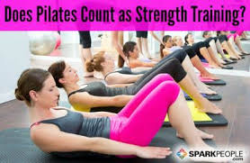 pilates count as strength