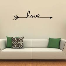 Large Motivational And Inspirational Art Decal Love 5 5 X 22 8 Wall Decoration Ebay