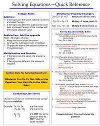 solving equations algebra help