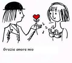 Grazie amore mio... - Poesia d'amore di Felice Di Giandomenico
