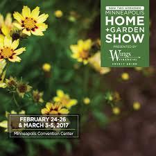 minneapolis home garden show back for
