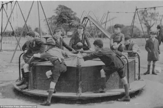 """Image result for 60's playground equipment"""""""