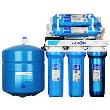 Máy lọc nước RO Karofi 8 cấp KT80 - Tủ Inox – lanhuongmart