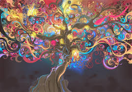 psychedelic wallpapers hd on