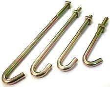 4x M8 Tension Rod Bolt With Nut And Washer Fencing 200mm For Sale Online Ebay
